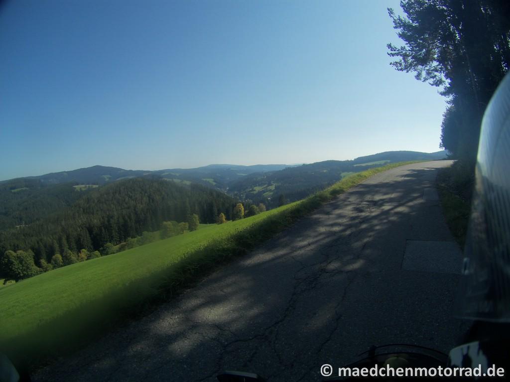 Toller Ausblick am Hauenstein
