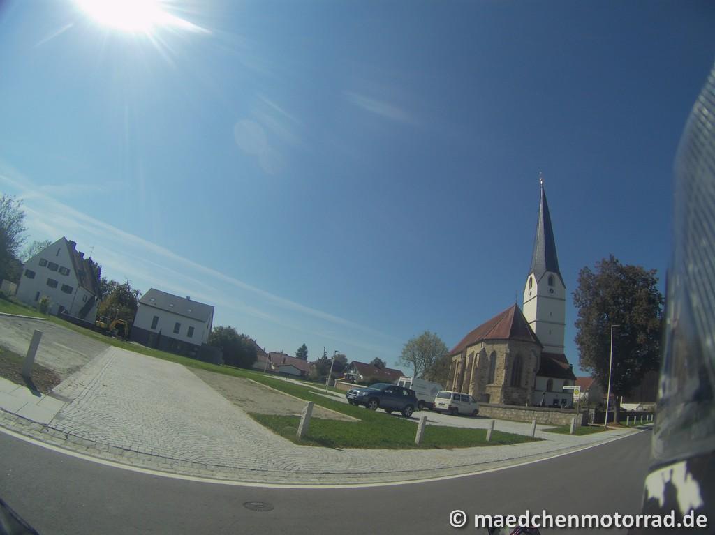 Kirche von Mittich