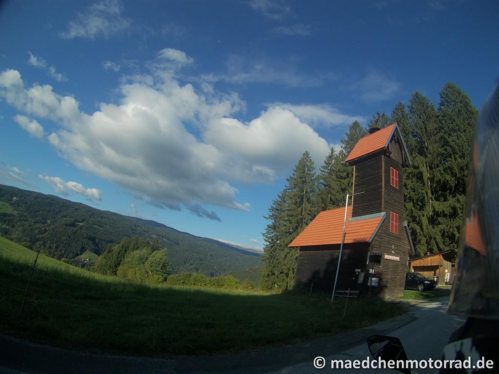 Feuerwehrhaus Gressenberg - gefühlt für 3 Häuser