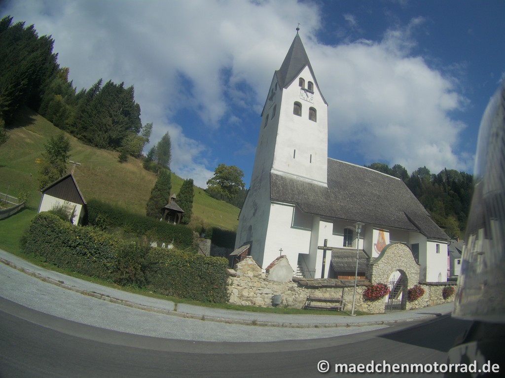 Kirche in Salla