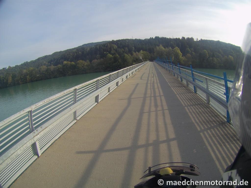 Brücke über die Drau