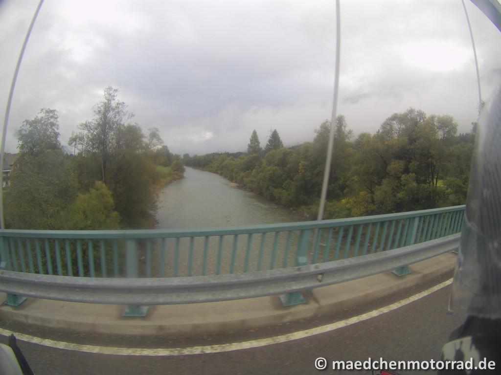 Brücke über die Gail