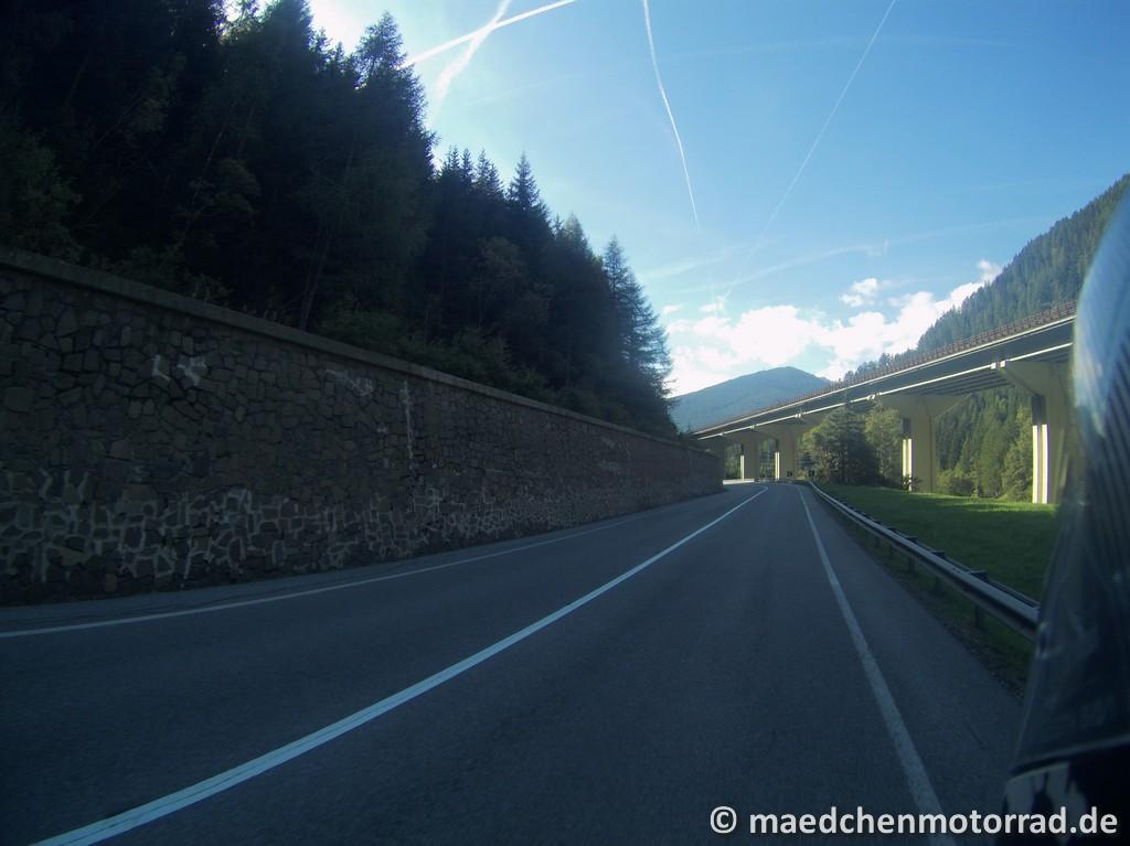 Beeindruckende Brücken der Brenner-Autobahn